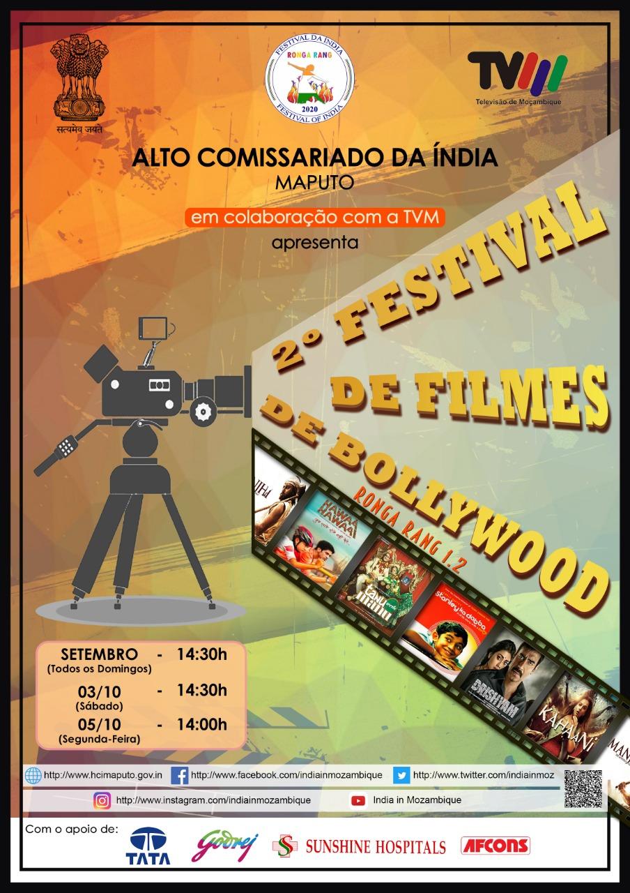 Bollywood Ronga Rang Film Festival